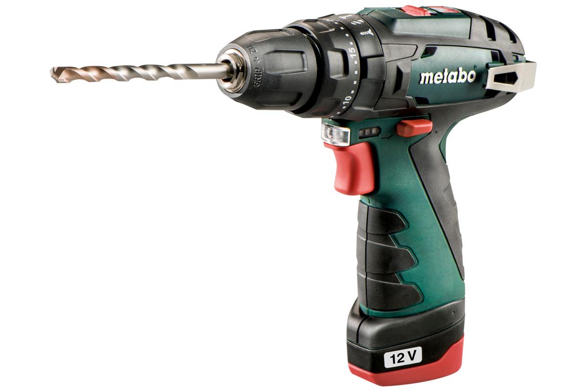 PowerMaxx SB Basic (600385500) Akumulatorowe wiertarki udarowe