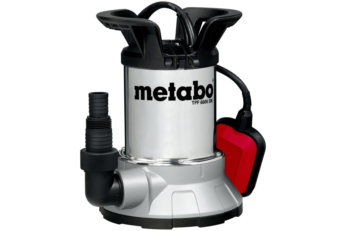 TPF 6600 SN (0250660006) Pompa zanurzeniowa do wody czystej