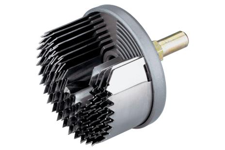Zestaw otwornic do drewna Ø 25 – 68 mm, 8 części (623531000)
