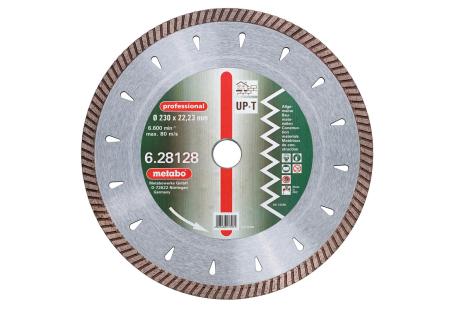 "Tarcza diamentowa, 230x2,7x22,23mm, ""professional"", ""UP-T"", Turbo, uniwersalna (628128000)"