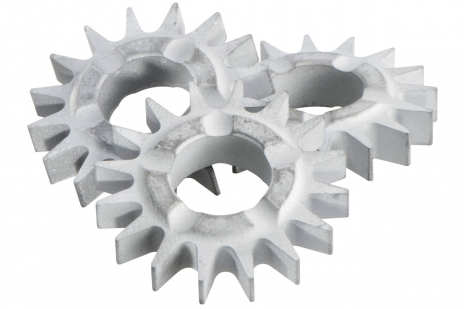 10 frezów gwiazdowych z zębem spiczastym RFEV 19-125 RT (628270000)