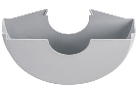 Pokrywa ochronna tarczy tnącej 125 mm, półzamknięta, WEF/ WEPF 9-125, WF/ WPF 18 LTX 125 (630355000)