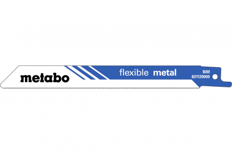 2 brzeszczoty szablaste, metal, classic, 150x0,9mm (631129000)