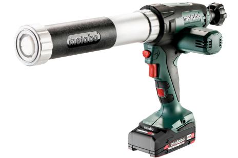 KPA 18 LTX 400 (601206600) Akumulatorowy pistolet do nakładania klejów i past