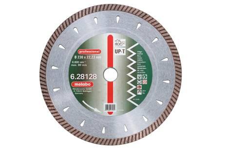 "Tarcza diamentowa, 125x2,2x22,23mm, ""professional"", ""UP-T"", Turbo, uniwersalna (628125000)"