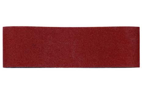10 taśm szlifierskich 75x533 mm, P 80, drewno+metal (625931000)