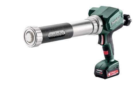 KPA 12 400 (601217600) Akumulatorowy pistolet do nakładania klejów i past
