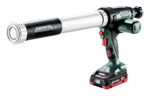 KPA 18 LTX 600 (601207800) Akumulatorowy pistolet do nakładania klejów i past