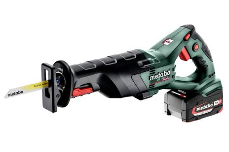SSE 18 LTX BL (602267650) Akumulatorowa piła szablasta