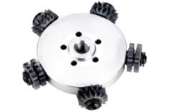 Kompletna głowica frezarska z zębem spiczastym RFEV 19-125 RT (628218000)
