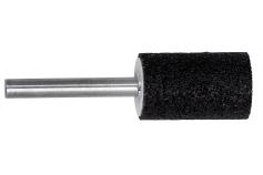 Ściernica trzpieniowa z korundu normalnego 20 x 32 x 40 mm, trzpień 6 mm, K 24, walcowa (628336000)