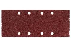 10 arkuszy szlifierskich, 93x230 mm, zestaw, drewno+metal, SR (624490000)
