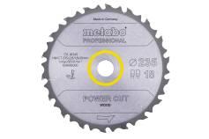 """Piła tarczowa """"power cut wood – professional"""", 235x30, Z18 FZ/FA 10° (628492000)"""