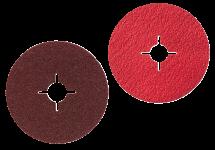 Фибровые шлифовальные круги