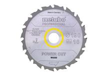 power cut wood