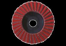Комбинированные ламельные шлифовальные круги - KLS