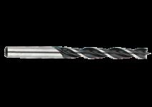 Сверла по дереву хромованадиевые (CV)