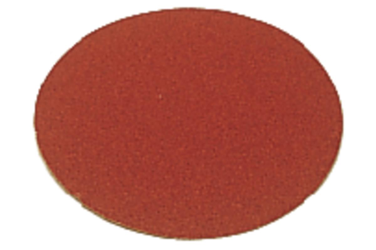 25 шлифовальных листов на липучке 125 мм Р 80 (626089000)