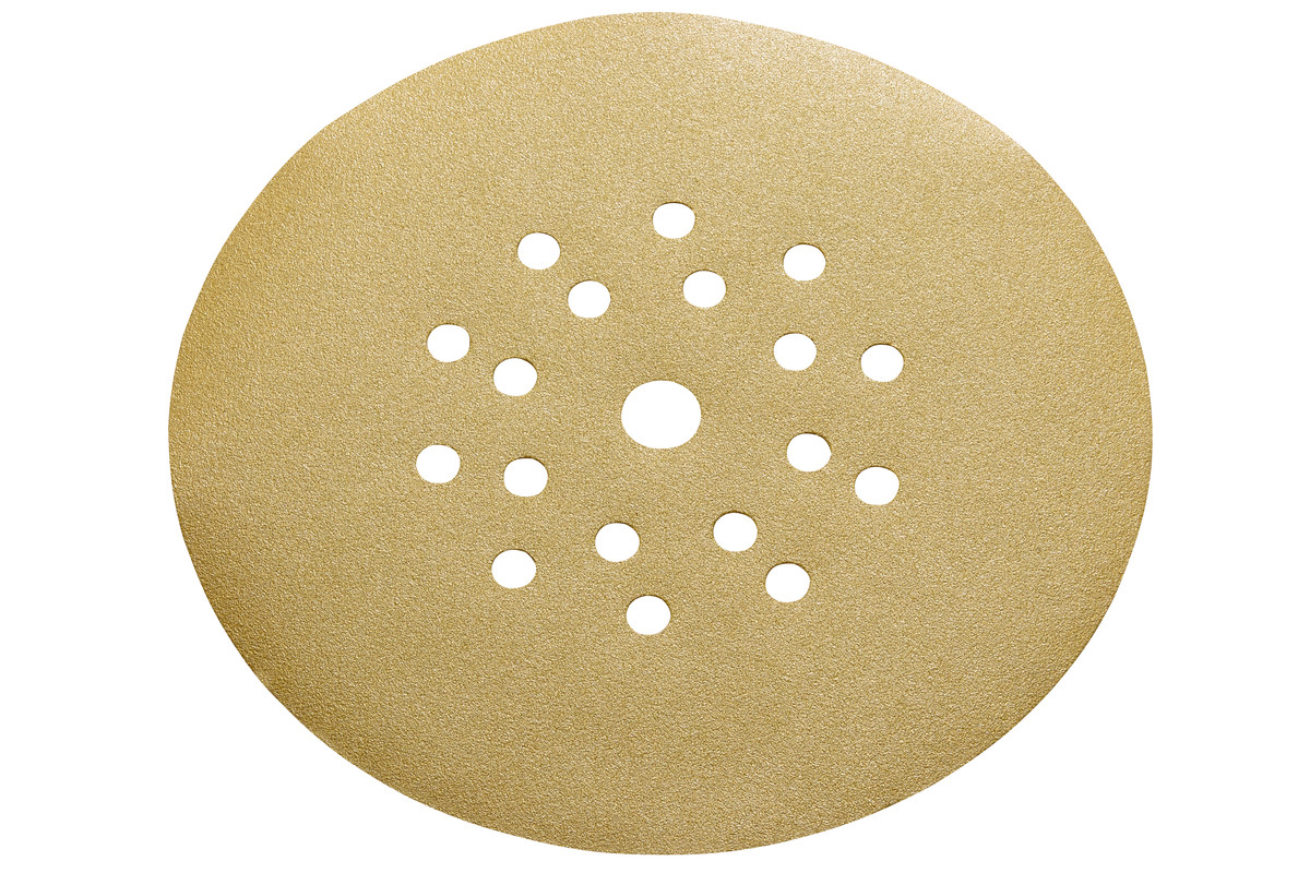 25 шлифовальных листов на липучке 225 мм, Р 80, шпаклевка, LS (626643000)