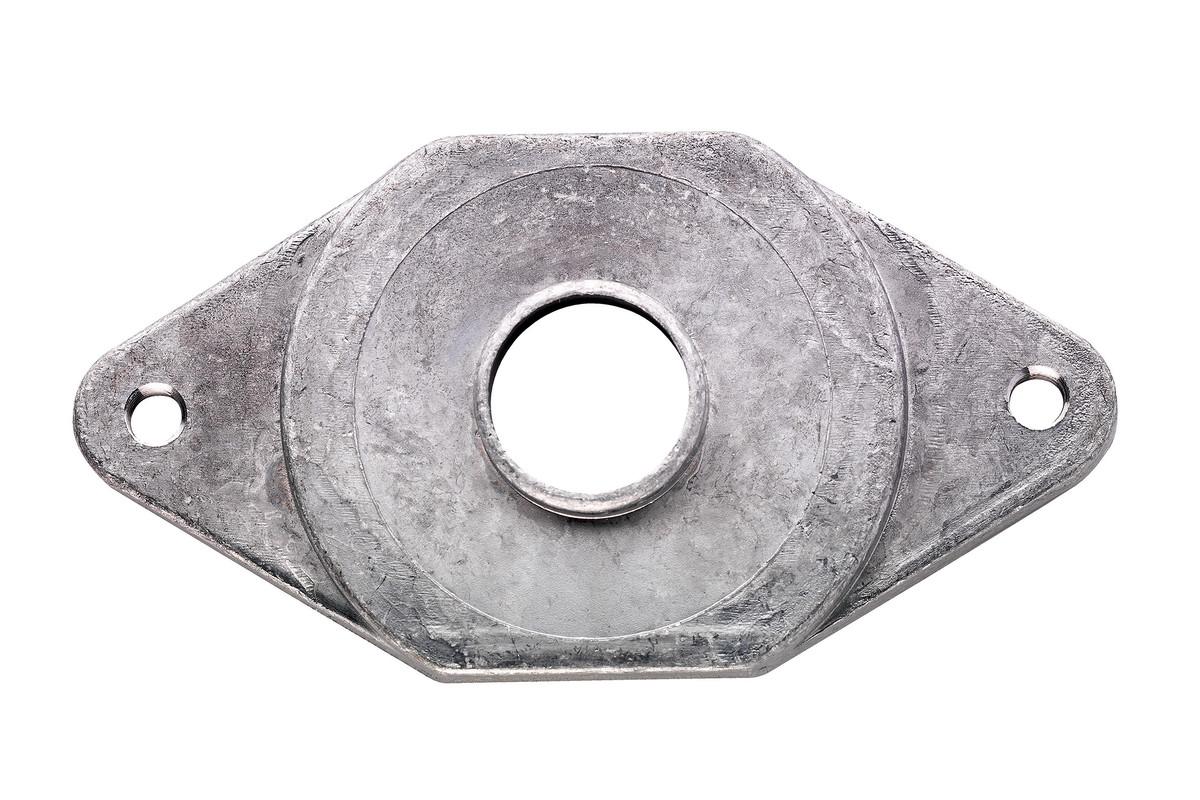 Копирный фланец, 17 мм, OFE (630118000)