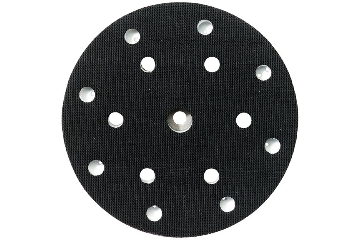 Опорная тарелка 150 мм, средней твердости, перфорированная, 6/8 отверстий (631150000)