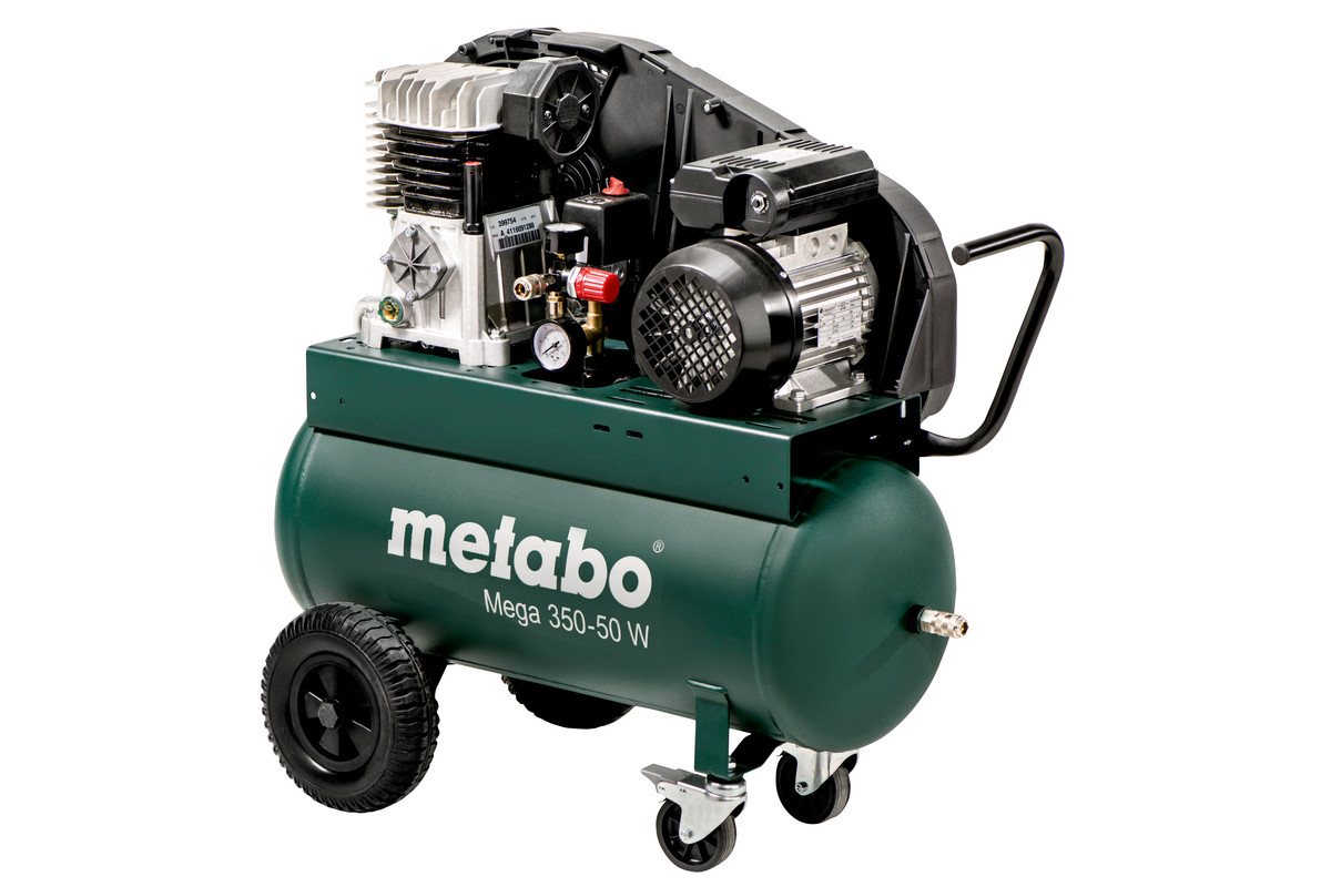 Mega 350-50 W (601589000) Компрессор Mega