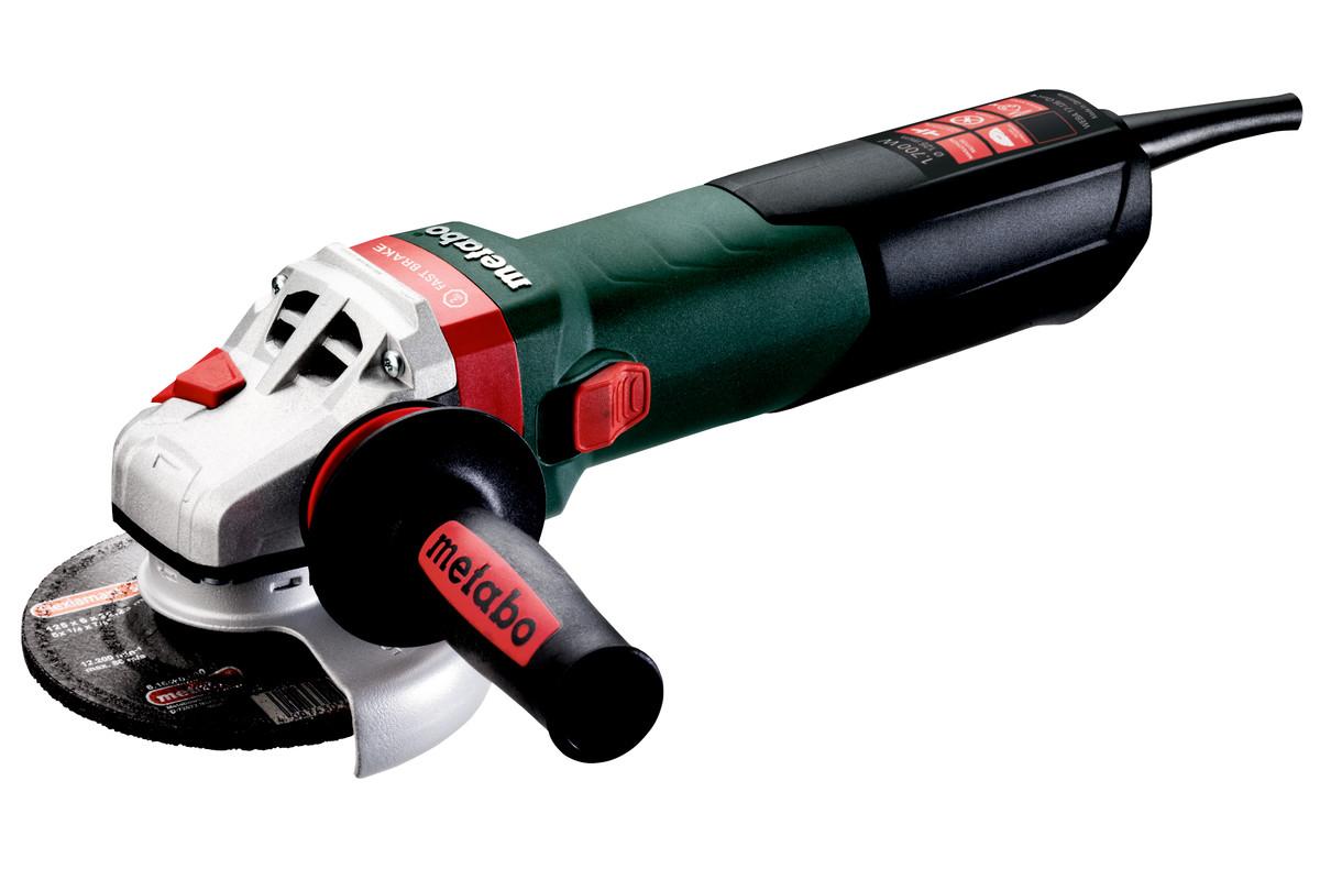 WEBA 17-125 Quick (600514000) Угловая шлифовальная машина