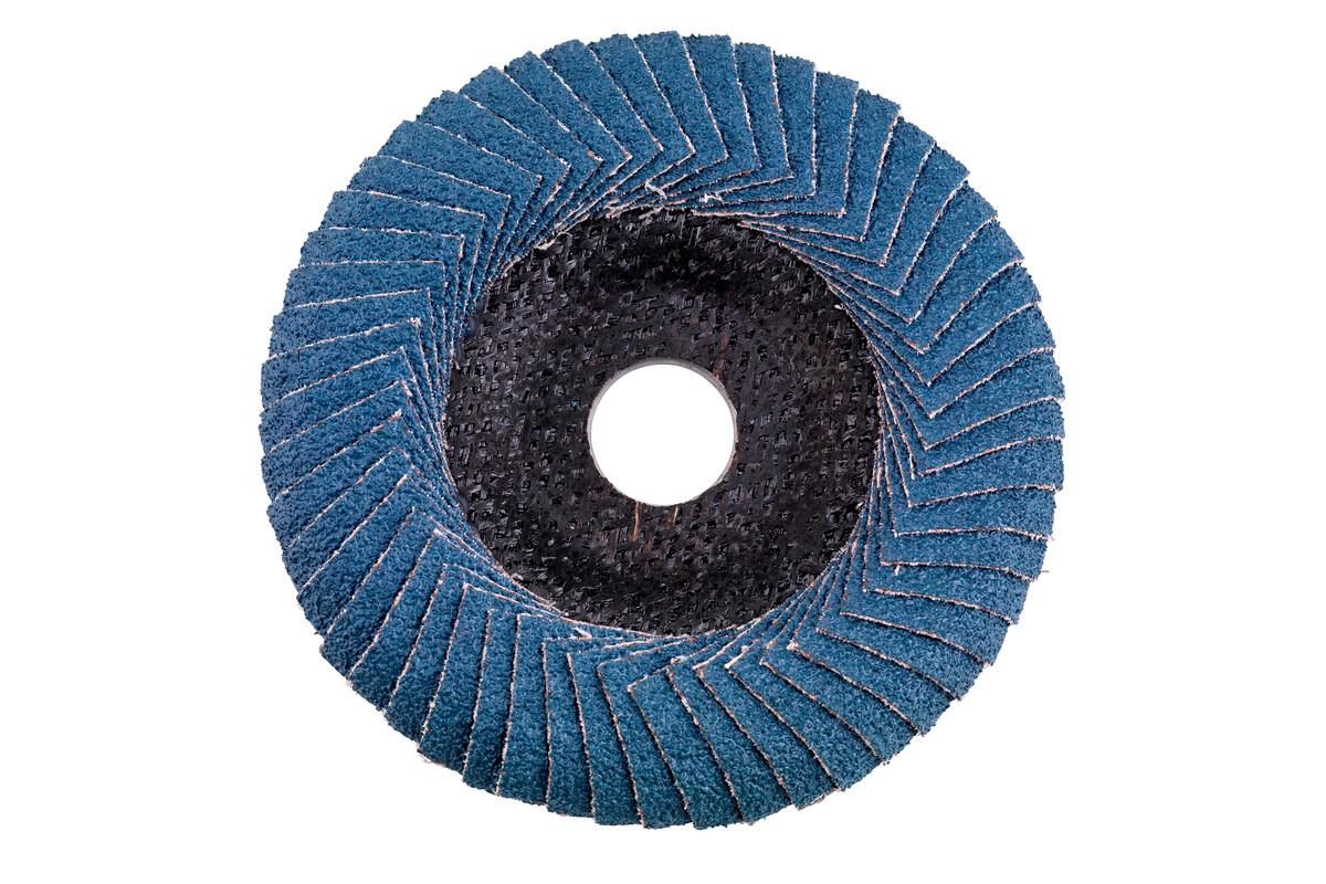 Ламельный шлифовальный круг 125 мм, P 80 F-ZK, Con (626464000)