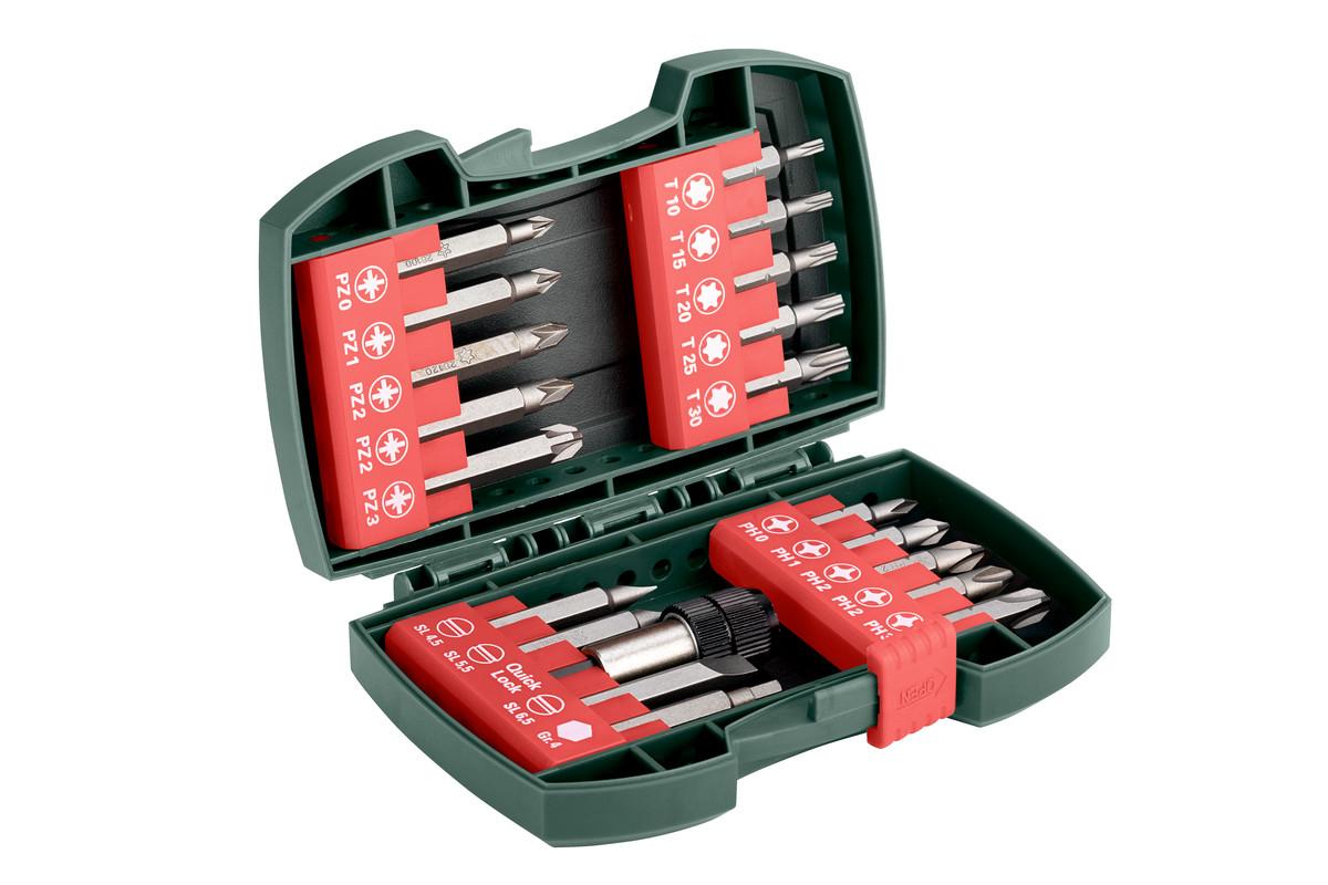 Набор инструментальных насадок IV, 20 предм. (630454000)