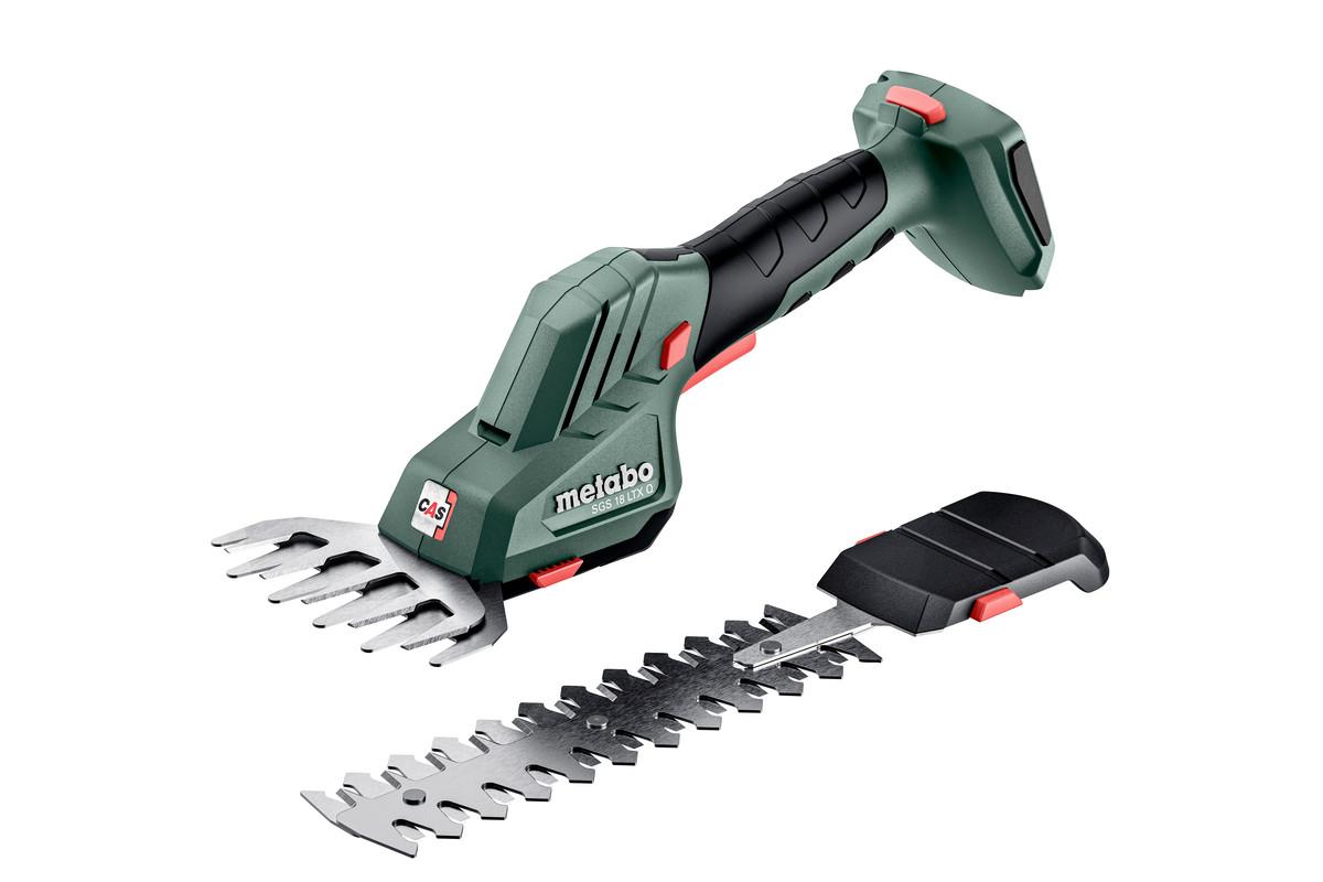SGS 18 LTX Q (601609840) Аккумуляторные газонные ножницы для травы и кустов