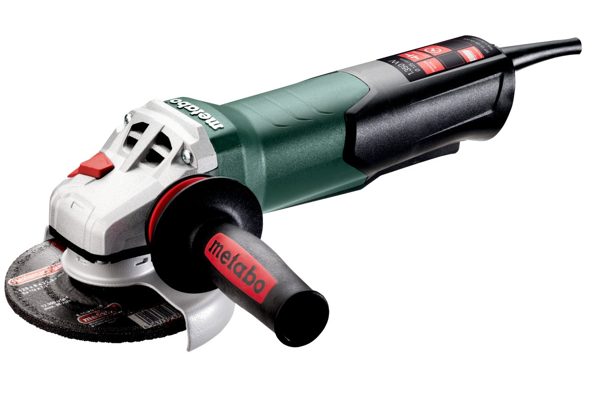 WP 13-125 Quick (603629000) Угловая шлифовальная машина