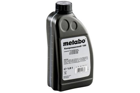 Компрессорное масло, 1 л, для поршневых компрессоров (0901004170)