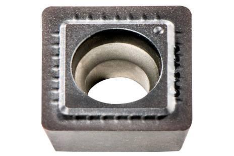 10 твердосплавных поворотных пластин, высокосортная сталь (623565000)