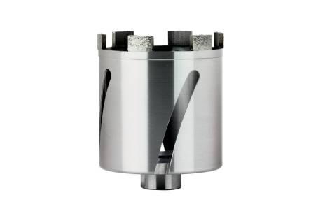 """Алмазная коронка для подрозетников, 68 мм x M 16, """"professional"""", универсальная (628201000)"""