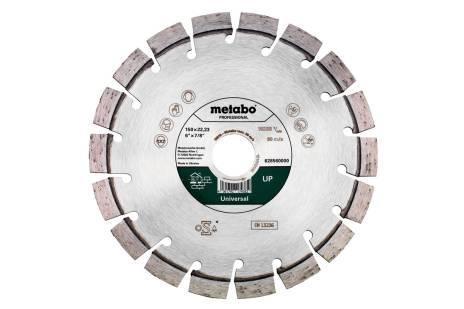 Алмазный отрезной круг 150x22,23мм, «UP», универсальный «professional» (628560000)
