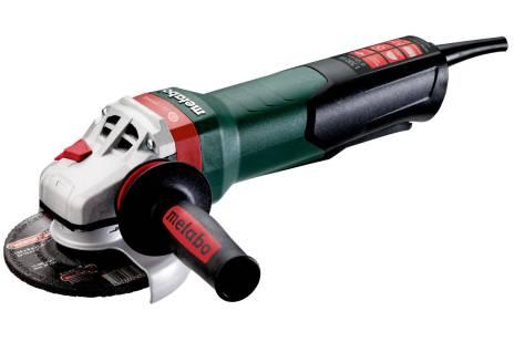 WEPBA 17-125 Quick (600548000) Угловая шлифовальная машина