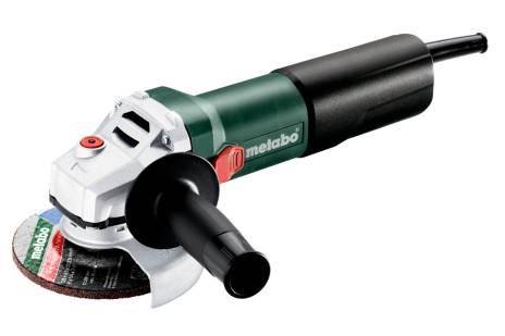 WEQ 1400-125 (600347000) Угловая шлифовальная машина