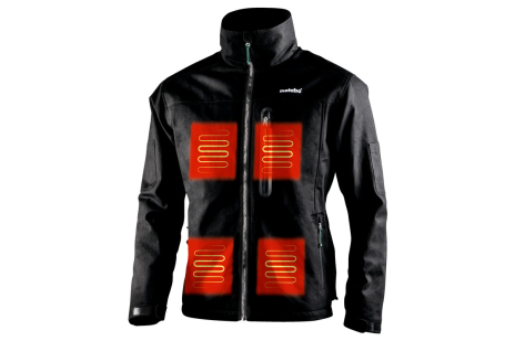 HJA 14.4-18 (XXXL) (657031000) Куртка с подогревом