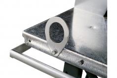 BKS 400 Plus - 4,2 DNB (0194004000) Строительная циркулярная пила
