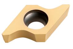10 твердосплавных поворотных пластин, R3 (623562000)