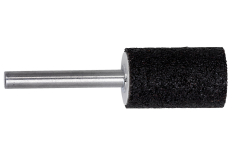 Шлифовальный штифт из нормального электрокорунда 40 x 20 x 40 мм, хвостовик 6 мм, K 24, цилиндр (628339000)
