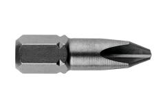 3 торсионные биты Phillips PH 1/ 25мм (628513000)
