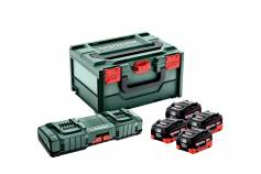 Базовый комплект: 4 LiHD, 10А·ч + ASC 145 DUO + metaBOX (685143000)