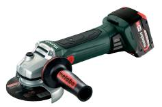 W 18 LTX 125 Quick (602174650) Аккумуляторная угловая шлифовальная машина
