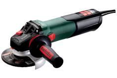 WEV 17-125 Quick Inox (600517000) Угловая шлифовальная машина