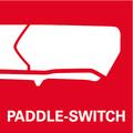 Нефиксируемый выключатель с функцией автостопа    для высокой защиты пользователя