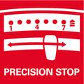 Precision Stop    электронная муфта-регулятор крутящего момента для аккуратной и сверхточной обработки