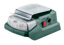 Batteridriven Power-adapter