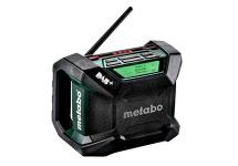 Batteridrivna radior
