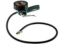 Tryckluftsdrivna däcktrycksmätare